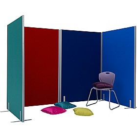 Space Dividers 30mm Thick Partitions £147 -