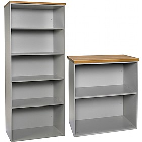 NEXT DAY Flare Bookcases