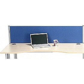 Alpha Plus Executive Rectangular Desk Screens £0 -
