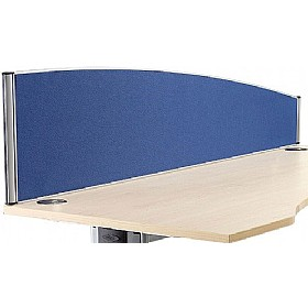 Alpha Plus Executive Curved Desk Screens £0 -