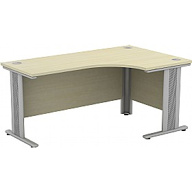 Accolade Compact Ergonomic Desks £300 -