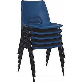 NEXT DAY Polypropylene Classroom Chairs £0 -
