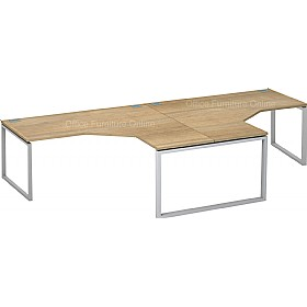 Interface Ergonomic Bench Desk Cluster £1066 -