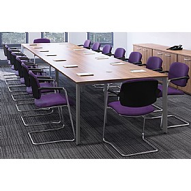 Sven X-Range Rectangular Conference Tables £450 -