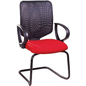 Sven X-Range XRE2V Mesh Back Visitor Chair £192 -