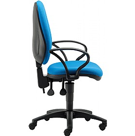Pledge Two High Back Operator Chair