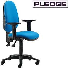 Pledge Two High Back Operator Chair £124 -