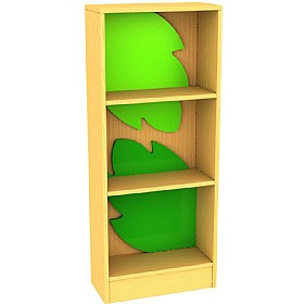 Tree Frog Tall Leaf Bookcase £0 -