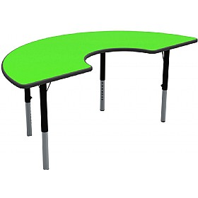 Height Adjustable Arc Primary Theme Tables £0 -