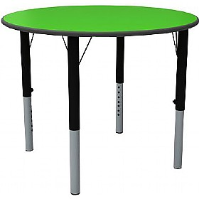 Height Adjustable Circular Tables £0 -