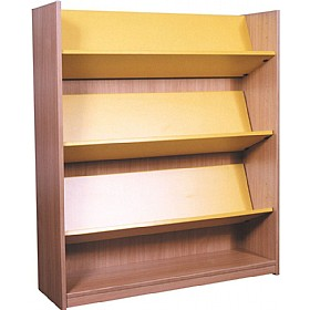 Nexus Library Reversible Shelf Starter Bookcases £0 -