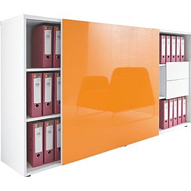 Oxide Sliding Door Storage Cabinet £998 -
