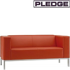 Pledge Box Two Seater Sofa £861 -