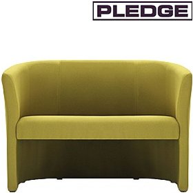 Pledge Nova Two Seater Open Front Tub Chair £569 -