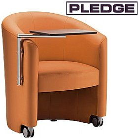Pledge Inca Tub Chair With Swingaway Writing Tablet £670 -