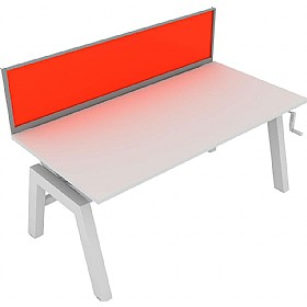 Elite Linnea Elevate Single Bench Acrylic Screens £0 -