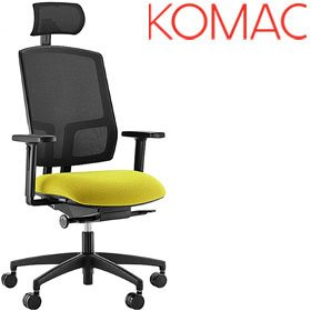 Komac Felix Mesh Task Chair With Headrest £308 -