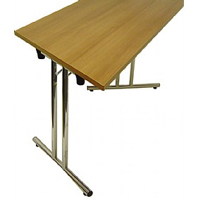 NEXT DAY Trapezoidal Folding Table £230 -