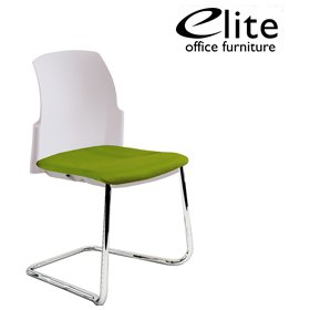 Elite Leola Cantilever Stacking Chair