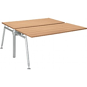 Acclaim Double Sided Rectangular Add On Desks £496 -