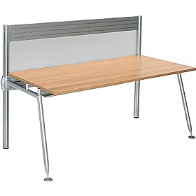 Acclaim Rectangular Desks With Screens £602 -