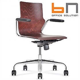 BN Wooden Conversa Task Chair £241 -