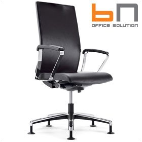 BN Mojito Leather Swivel Conference Chair