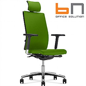 BN Mojito Fabric Executive Chair With Headrest