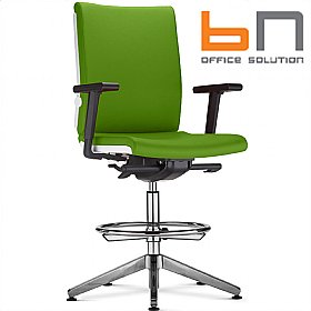 BN Belite Fabric Ring Base Swivel Conference Chair £274 -