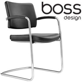 Boss Design Pro Cantilever Chair £345 -