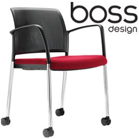 Boss Design Mars Mobile Conference Chair £193 -
