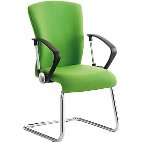 Poise Medium Back Cantilever Visitor Chair £225 -
