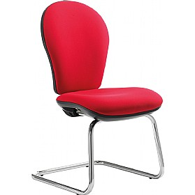 Urban High Back Cantilever Visitor Chair £177 -