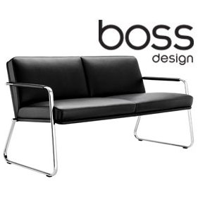 Boss Design Optima Two Seater Sofa £1319 -