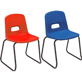 Classic RF70 Skid Base Classroom Chairs £0 -