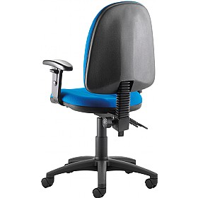 Goal Sculpted Seat & Back High Back Operator Chair