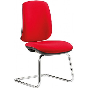 Fusion High Back Cantilever Visitor Chair £182 -