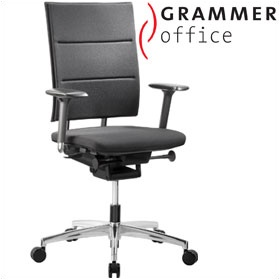 Grammer Office SAIL Fabric & Mesh Executive Chair