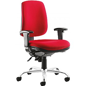 Fusion Heavy Duty Operator Chair £372 -