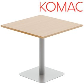 Komac Reef Square Table Square Base £276 -