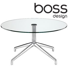 Boss Design Kruze Glass Coffee Table £412 -
