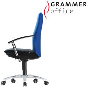 Grammer Office Tiger UP High Back Fabric Task Chair