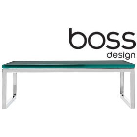 Boss Design Layla Glass Coffee Table £631 -