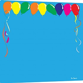 Pin Panelz Primary Graphics Balloons Noticeboards £60.6666 -