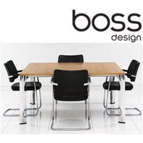 Boss Design Apollo Square Meeting Tables