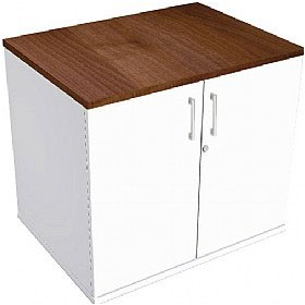 Presence Desk High Cupboards £252 -