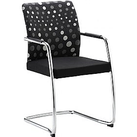 Panache Full Back Cantilever Visitor Chair £285 -