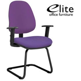 Elite Team Plus High Back Meeting Chair £147 -