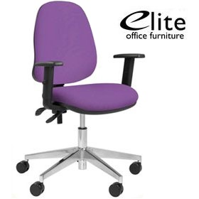 Elite Team Plus High Back Operator Chairs £147 -