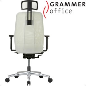 Grammer Office GLOBEline Mesh & Microfibre Executive Chair